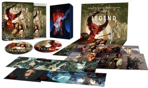 Blu-ray movie review: 'Legend: Limited Edition'