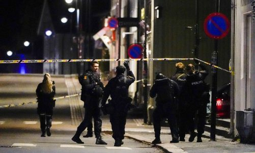 Bow-and-arrow assailant kills several people in Kongsberg, Norway