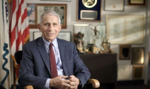 'No reason at all': Fauci OKs holiday festivities for vaccinated Americans