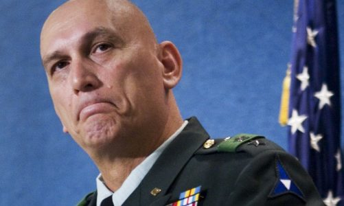 Raymond T. Odierno, Army general who commanded in Iraq, dies of cancer at age 67