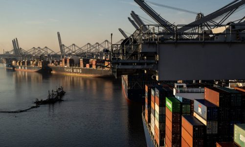What America's Port Crisis Looks Like Up Close